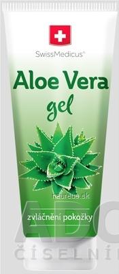 Herbamedicus GmbH SwissMedicus Aloe vera gél 1x200 ml 200 ml
