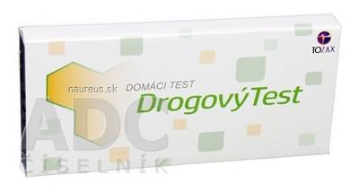 Hangzhou Clongene Biotech Co.,Ltd TOZAX Multidrogový test – 10 druhov drog jednokrokový test (COC, THC, MOP, MET, AMP, BZO, BAR, MTD, PCP, TCA v moči) 1x1 ks