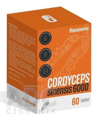 EDENPharma CORDYCEPS sinensis 6000 tbl 1x60 ks