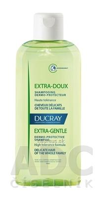 Pierre Fabre Dermo-cosmétique DUCRAY EXTRA-DOUX SHAMPOOING DERMO-PROTECTEUR veľmi jemný šampón na časté umývanie vlasov 1x200 ml 200 ml