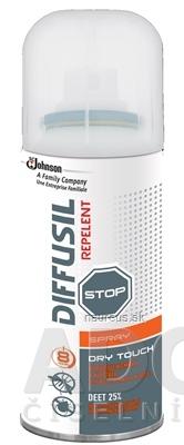 DIFFUSIL REPELENT DRY EFFECT SPRAY 1x100 ml