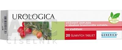 GENERICA spol. s r.o. GENERICA UROLOGICA tbl eff 1x20 ks 20 ks