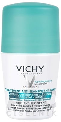 VICHY Laboratoires VICHY DEO ANTI-TRACES 48H Roll-on 50 ml