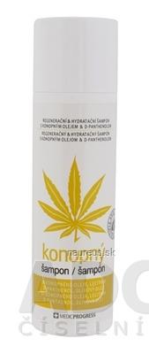 MedicProgress, a.s. Konopný šampón 5% 1x200 ml 200ml