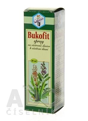 Calendula Bukofit spray 1x30 g