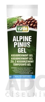 VIRDE spol. s r.o. VIRDE ALPINE PINUS GÉL kosodrevinový gél 1x200 ml 200 ml