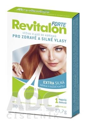 VITAR s.r.o. VITAR Revitalon FORTE cps 1x30 ks 30 ks