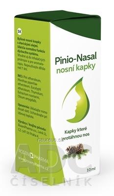 Pinio-Nasal nosné kvapky 1x10 ml