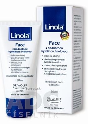 Dr. August Wolff GmbH & Co. KG, Bielefeld (DEU) Linola Face 50 ml