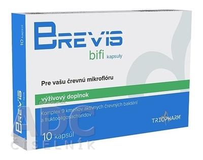 BREVIS bifi kapsuly cps 1x10 ks