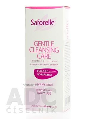 SAFORELLE jemný gél na intímnu hygienu 1x100 ml