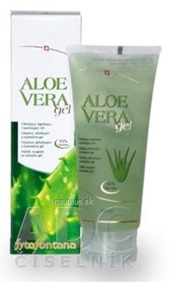 Herb-Pharma AG Fytofontana ALOE VERA gél 1x100 ml