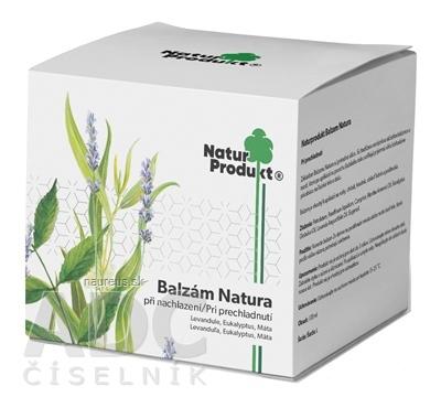 NATURPRODUKT CZ spol. s r.o. NaturProdukt Balzam Natura pri prechladnutí 1x100 ml 100 ml