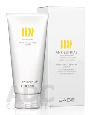 BABÉ LABORATORIOS BABÉ TELO Krém proti striám (Anti-stretch Mark Cream) 1x200 ml 200 ml