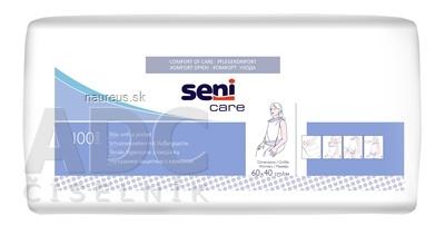 Seni Care Podbradník s vreckom 1x100 ks