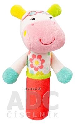 MAPA GmbH NUK Pískatko do ruky Hrošík hračka pre deti od 3. mesiaca 1x1 ks 1 ks