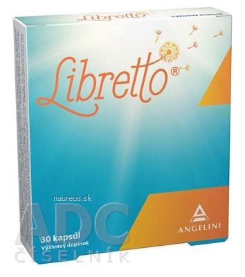 Wassen International Ltd Libretto cps 1x30 ks 30 ks