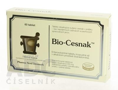 PHARMA NORD ApS Bio-CESNAK tbl 1x60 ks