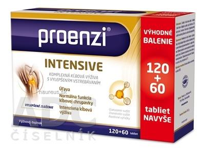 Proenzi s.r.o. Proenzi Intensive PROMO 2020 tbl 120+60 navyše (180 ks)