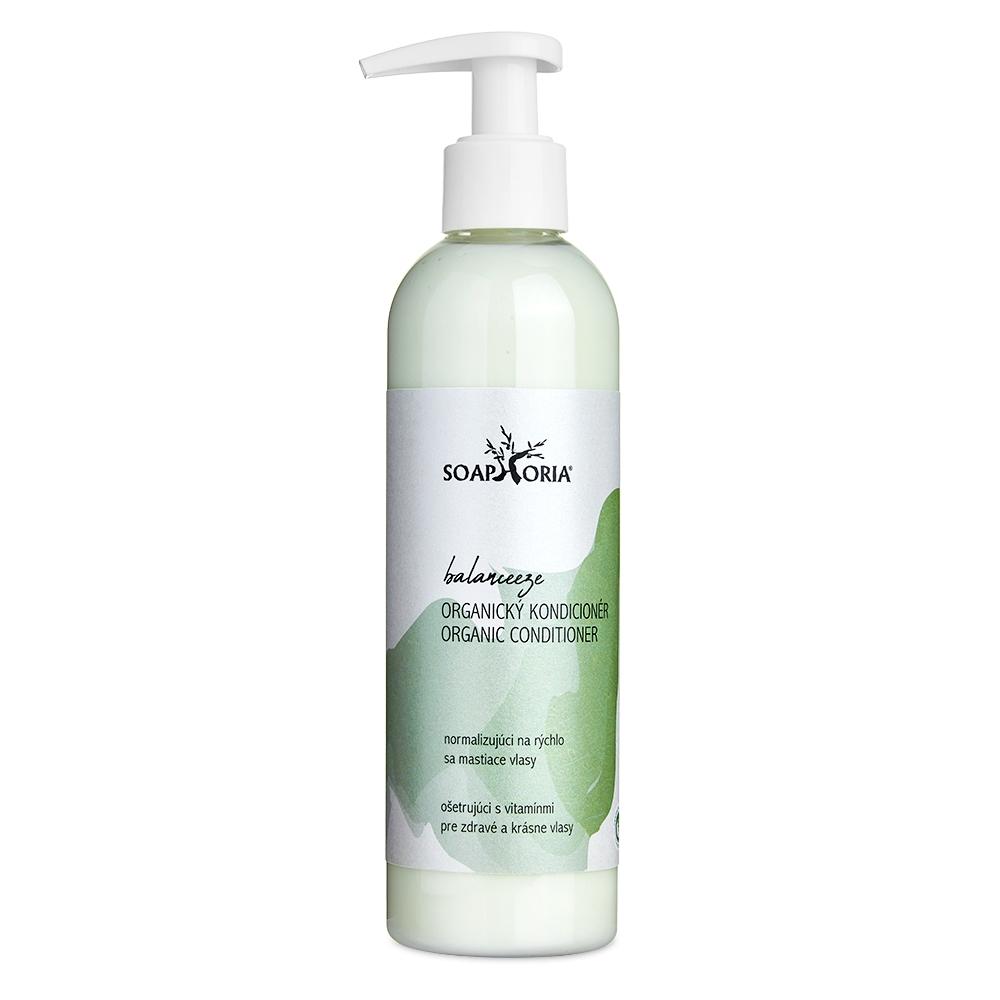 Balanceeze - organický tekutý kondicionér na mastné vlasy