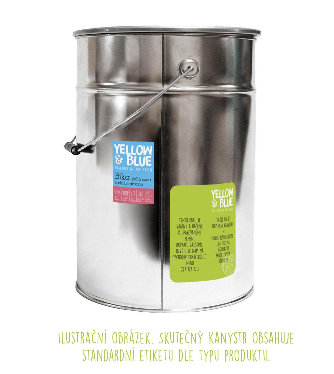 Bezobalový - Prací prášok z mydlových orechov na bielu bielizeň a látkové plienky (15 kg vedro/vrece)