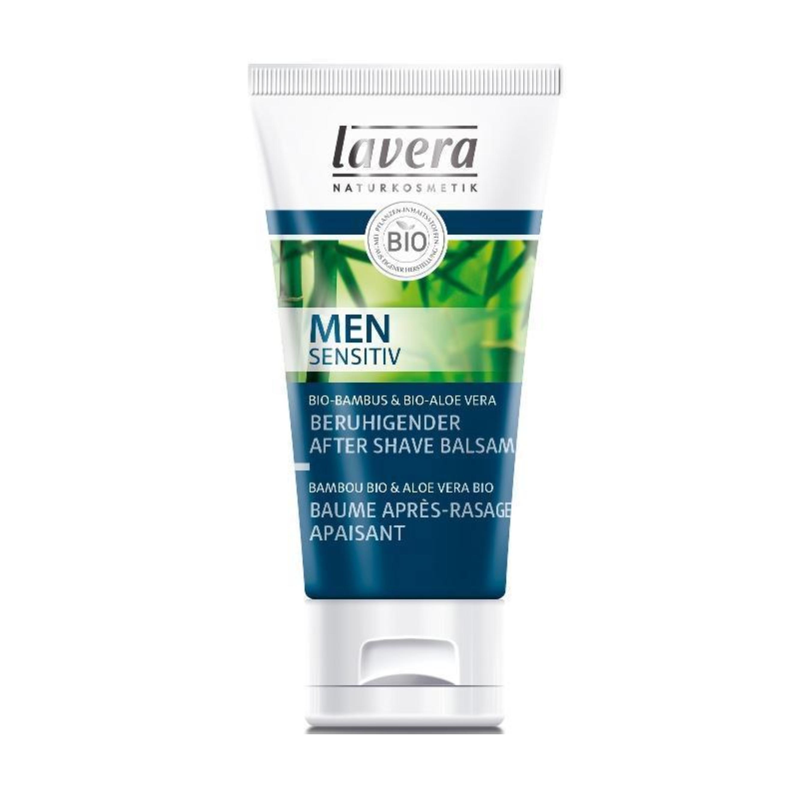 Balzam po holení pre mužov 50 ml Lavera