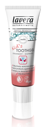 Detská zubná pasta 75 ml