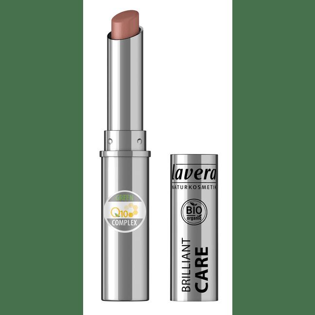 Rúž Brilliant Care Q10 - 08 Svetlá oriešková 1,7 g