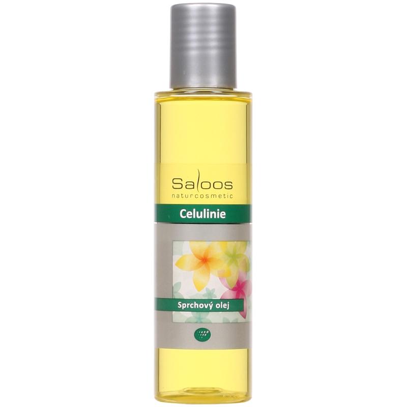 Saloos Sprchový olej Celulinie 125 ml 125 ml