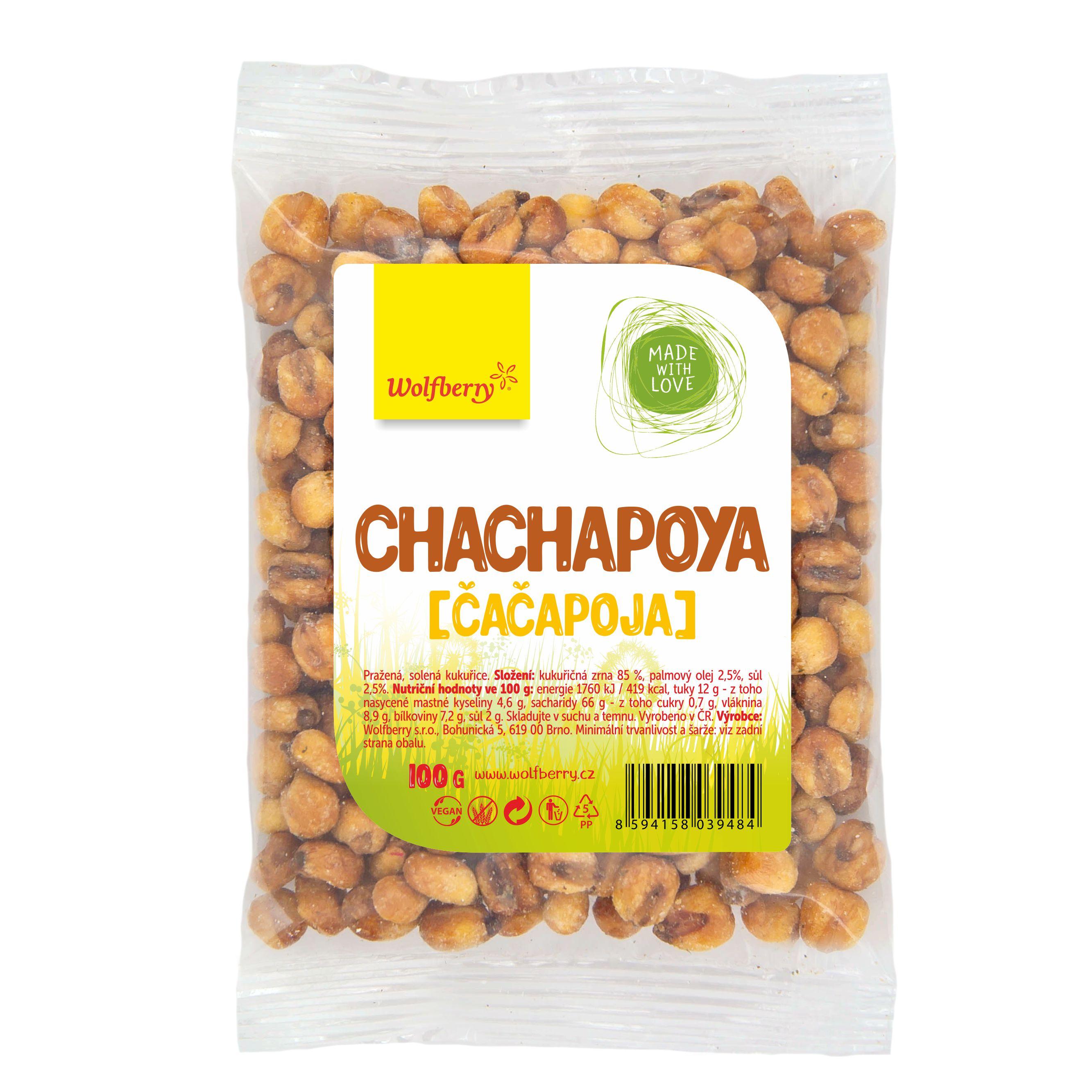 Chachapoya 100 g Wolfberry