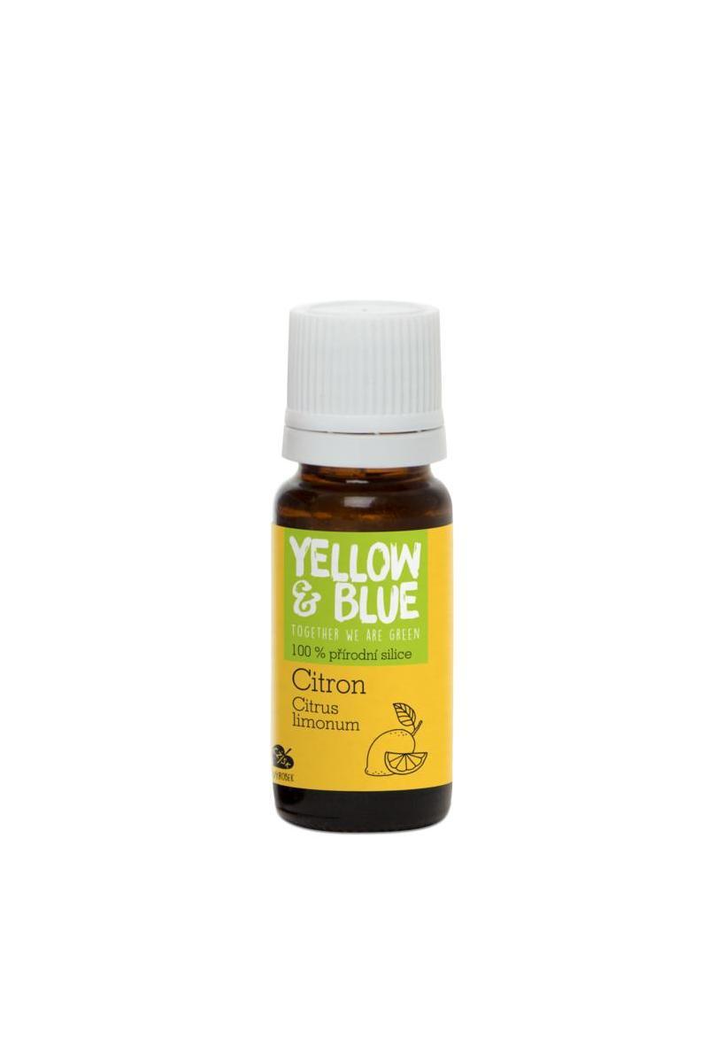 Silica citrón (10 ml)