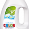 COLOR tekutý prací prostriedok na farebné prádlo LIME s BIO esenciálnymi olejmi 1,5L
