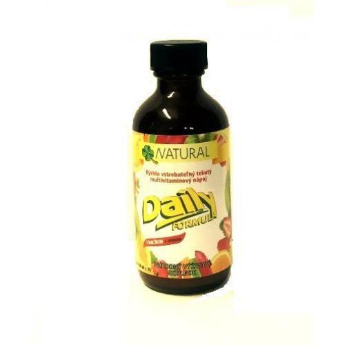 Daily Formula s niacínom + stévia, 60ml