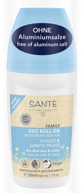 Sante Deo roll-on extra sensitive Bio-Aloe Vera & šalvia 50 ml