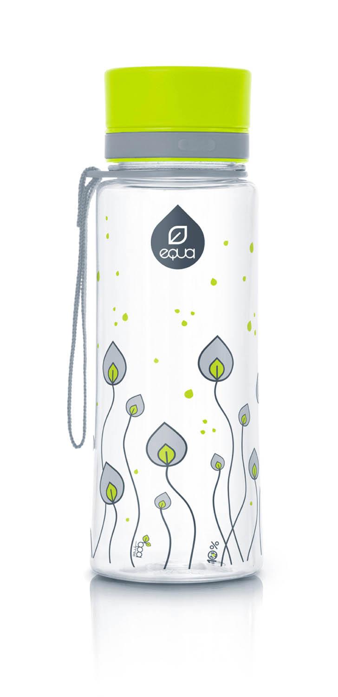Fľaša EQUA Green Leaves, 600 ml