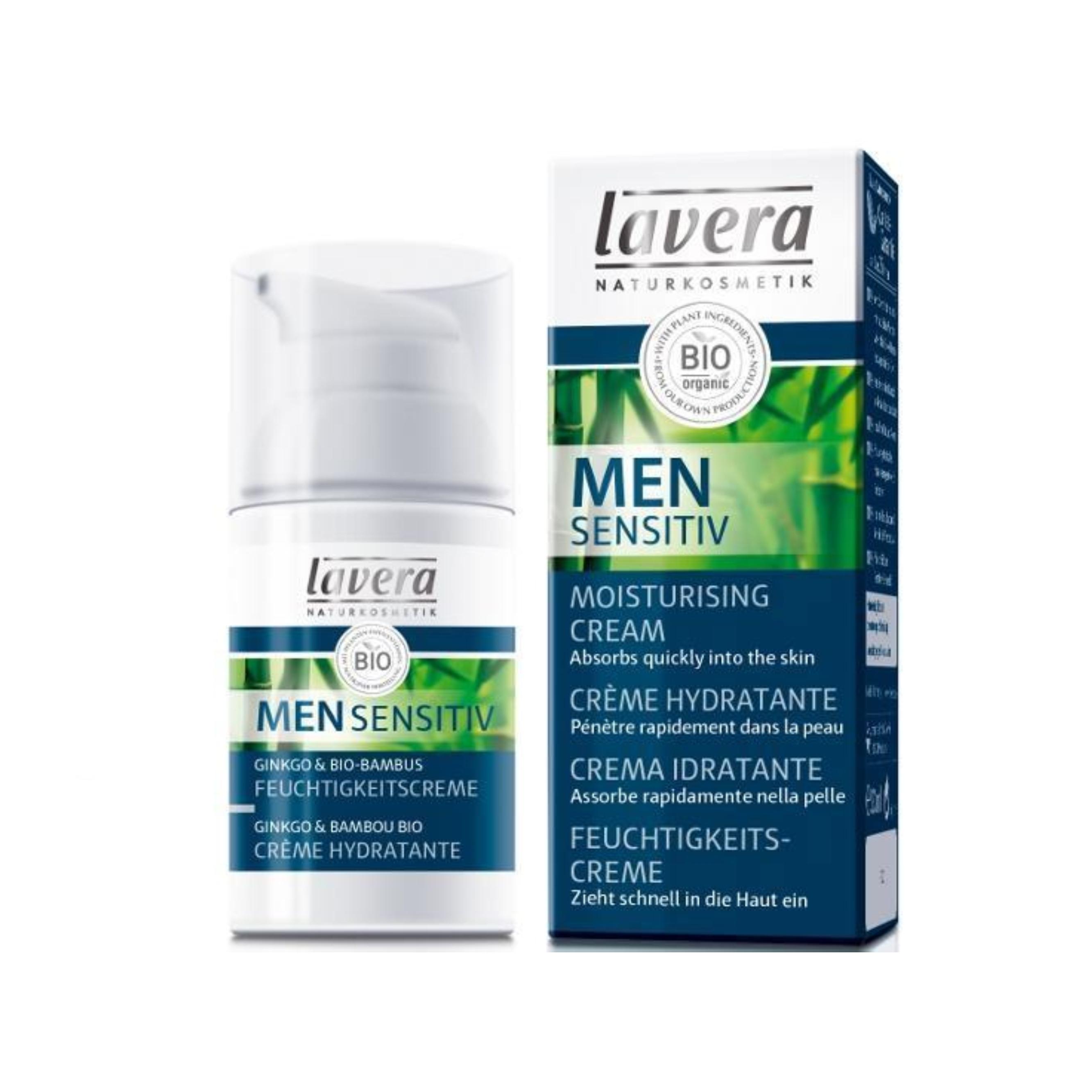 Hydratačný krém pre mužov 30 ml Lavera