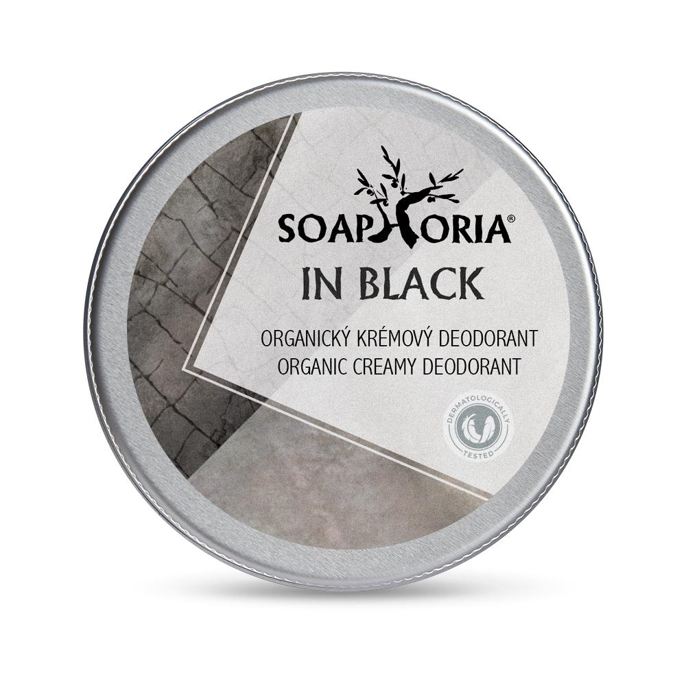 In black - organický krémový deodorant