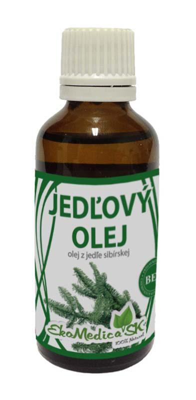 EkoMedica Olej Jedľa sibírska 100% - 50 ml 50 ml