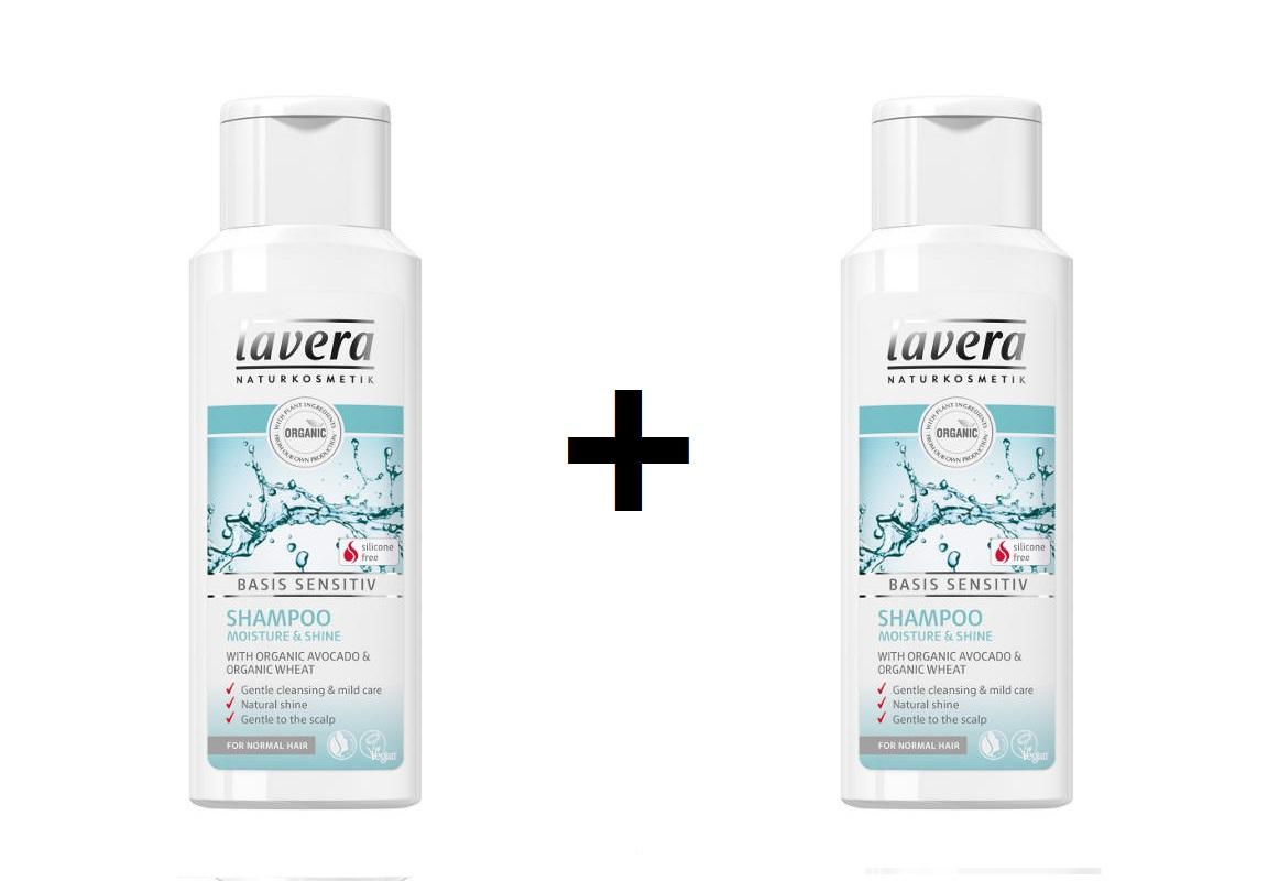 Jemný šampón Basis sensitiv 1+1
