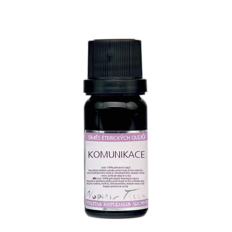 Zmes éterických olejov KOMUNIKÁCIA 10 ml - nová receptúra