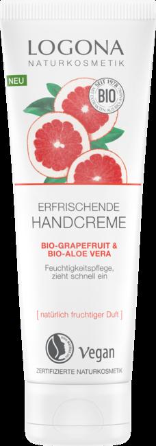 Logona Krém na ruky Grepfruit - 50ml 50ml