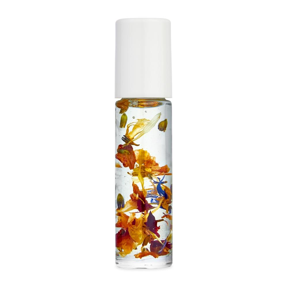 Kvetinový lesk na pery - Floral lip shine
