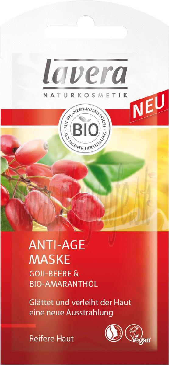Anti-age pleťová maska