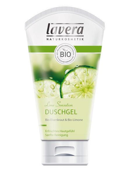 Sprchový gél - Bio verbena-limetka