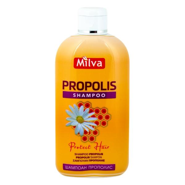 Milva Šampón Propolis 200 ml 200 ml