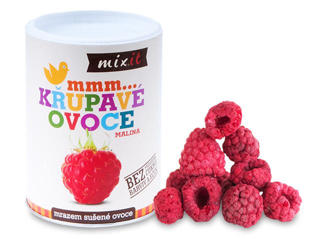 Malina - Chrumkavé ovocie