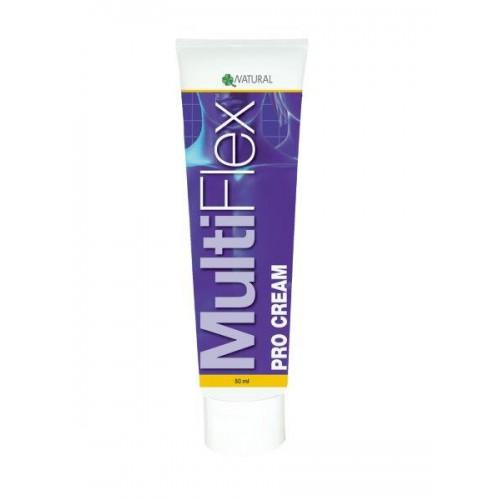 Natural Multi Pro Flex, 50 ml- extra silný masážny krém 50 ml