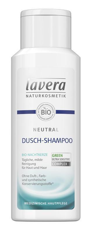 Sprchový šampón na telo a vlasy NEUTRAL
