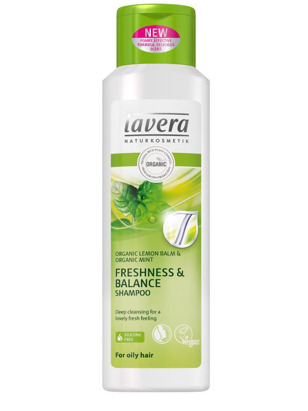 Šampón pre normálne a mastné vlasy