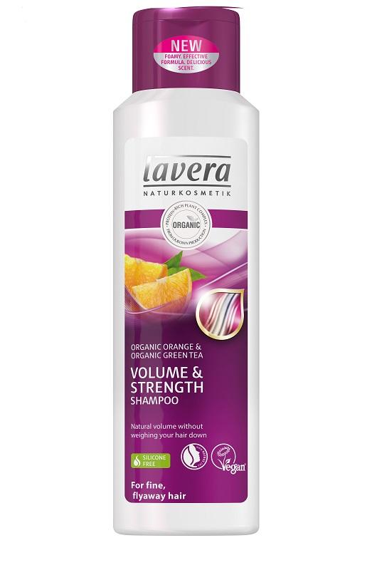 Šampón Volume & Strenght 250 ml -S